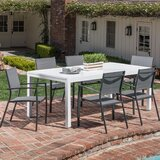 Frampton Cotterell 7 Piece Dining Set
