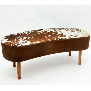 Xzavier Upholstered Bench By Union Rustic