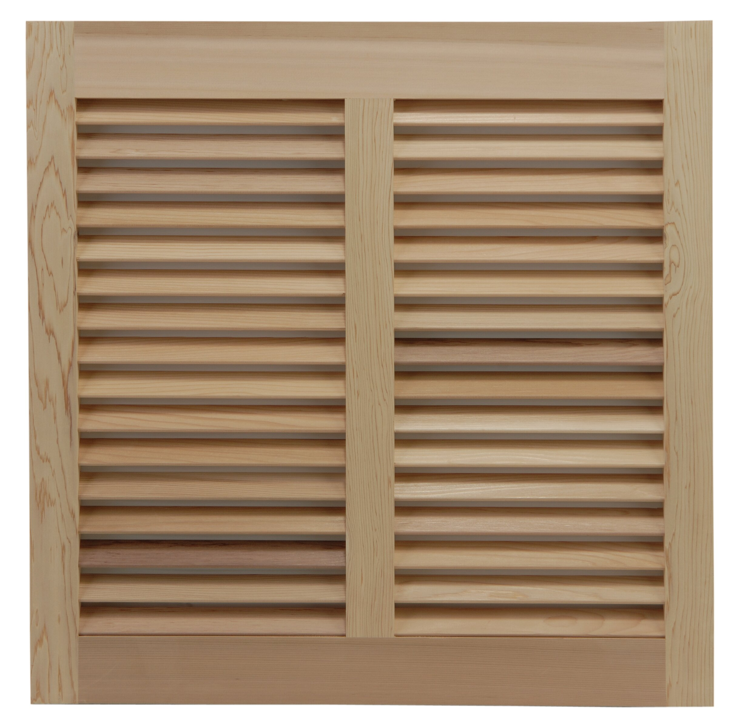 Shutters By Design Primed Bermuda Bahama Shutter Single Wayfair