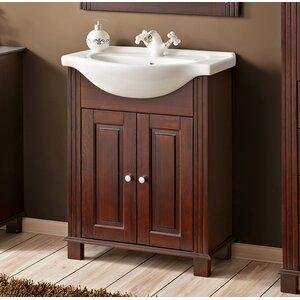 Belfry Bathroom 65 cm Waschtisch Retro mit Spieg..