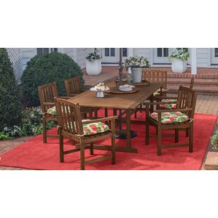 Lancaster 7 Piece Dining Set