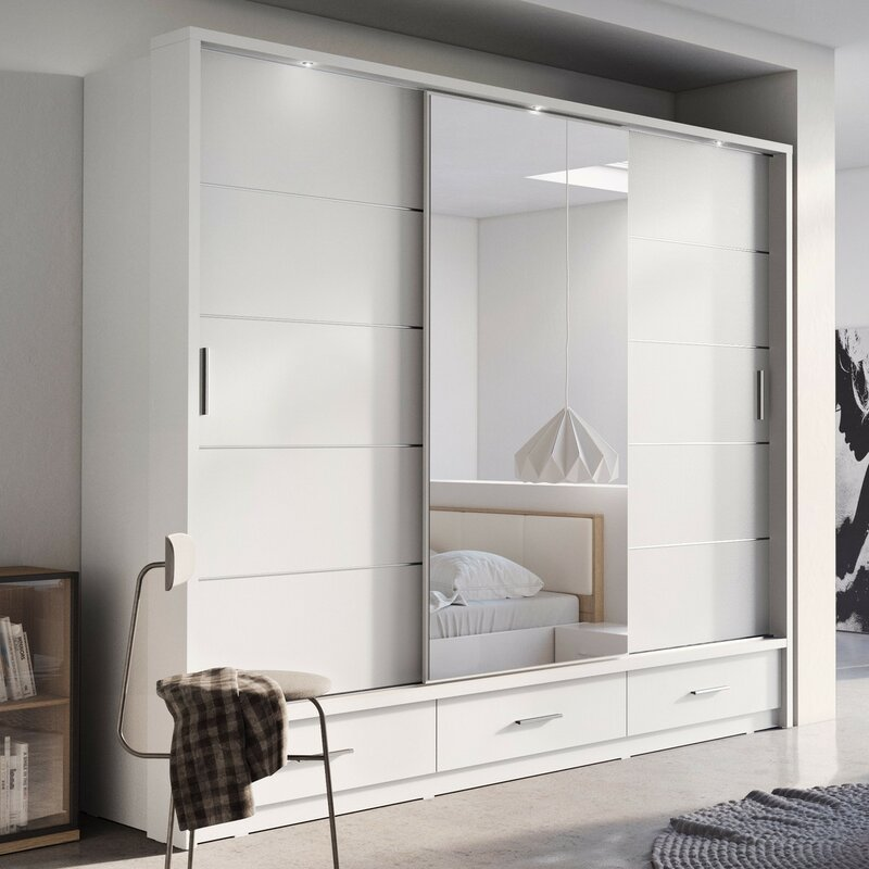 Tengan 3 Door Sliding Wardrobe