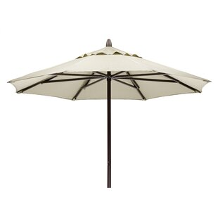 7.5' Commercial Market Umbrella by Telescope Casual Herry Up