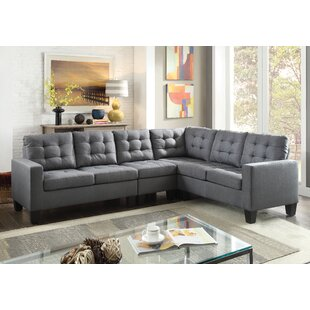 Clem Sectional Collection by Zipcode Design Great Reviews