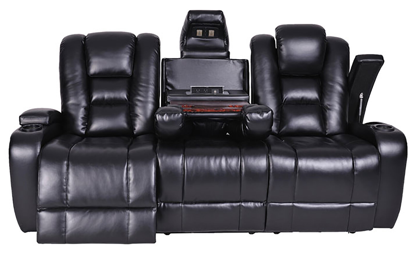 Lyke home reclining sofa wayfair