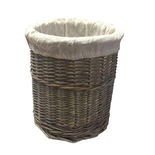 Fenske Rattan Basket By Brambly Cottage