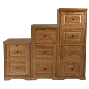 Glastonbury 4-Drawer File by Loon Peak Top Reviews