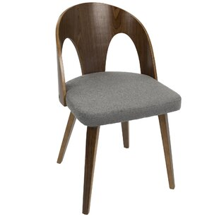 Andrea Upholstered Dining Chair by Langley Street Great Reviews