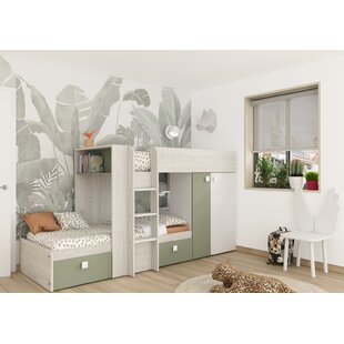 Villarreal Single Bed With Shelves By Isabelle & Max