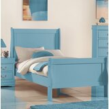 Hallatrow Sleigh Bed by Red Barrel Studio®