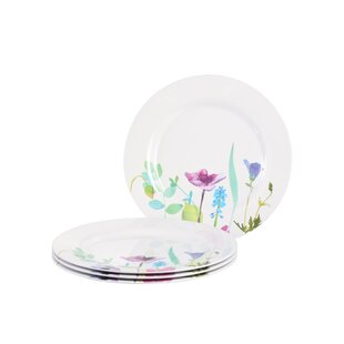 Water Garden Dinner Plate (Set Of 4) By Portmeirion