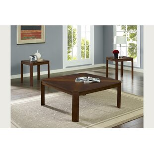 Sarang 3 Piece Coffee Table Set