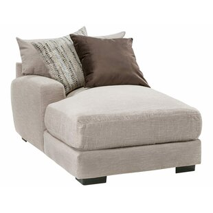 Gracie Oaks Woodberry Chaise
