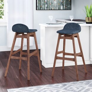 Smalley 30.03 Bar Stool (Set of 2) Brayden Studio