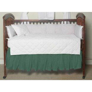 Best Choices Plaid Cotton Crib Dust Ruffle ByPatch Magic