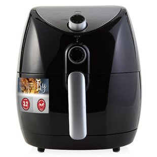 3.2 Liter Adjustable Temperature Control Air Fryer