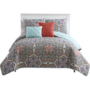 Raheem Reversible Quilt Set