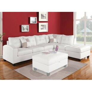 A&J Homes Studio Susan Sectional