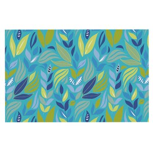 Michelle Drew 'Underwater Bouquet' Doormat