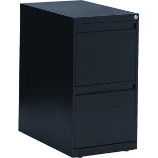 Global Total Office 2-Drawer File Pedestal