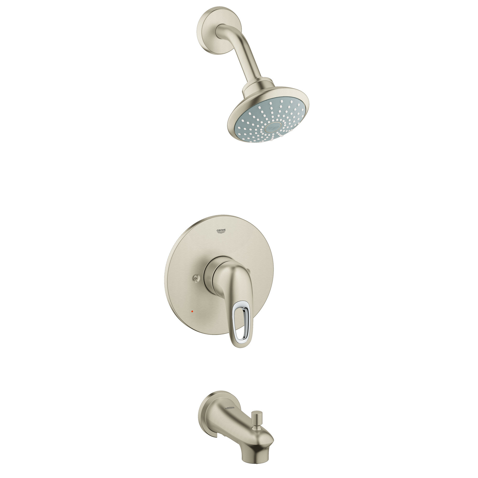 Grohe Eurostyle Tub And Shower Faucet Wayfair