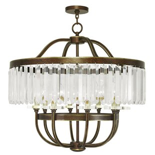 Caroline 8-Light Chandelier by House of H..