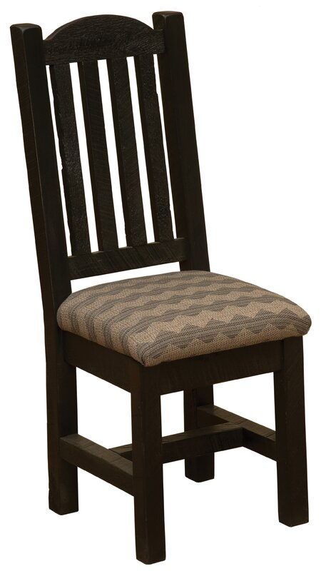 Union Rustic Devereaux Bistro Upholstered Dining Chair