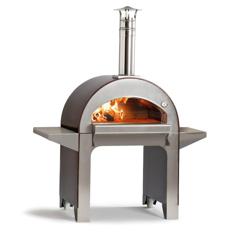 Alfa Pizza Forno 4 Wood Burning Pizza Oven & Reviews | Wayfair