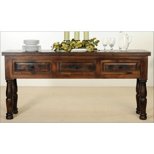 Aishni Home Furnishings Grand Castle Console Table