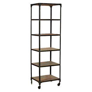 Comparison Honoria Standard Bookcase by Loon Peak