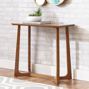 Review Epsilon Indi Console Table By Mercury Row