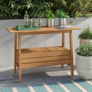 Darby Home Co Georgia-May Wooden Buffet & Console Table ...
