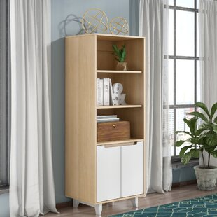 Price comparison Coalmont Standard Bookcase By Mercury Row