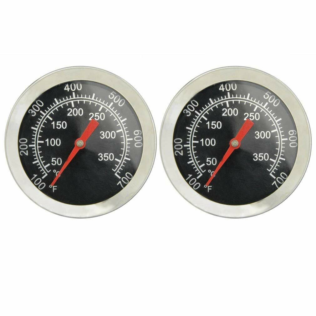 Onlyfire Professional Bbq Charcoal Smoker Gas Grill Thermometer Wayfair