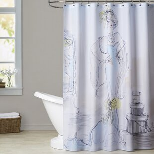 Anthony Single Shower Curtain