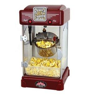 2.5 Oz. Tabletop Kettle Popcorn Machine