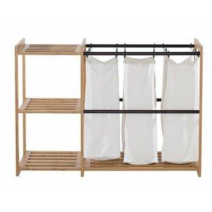 EcoStorage™ 3 Bag Laundry Sorter
