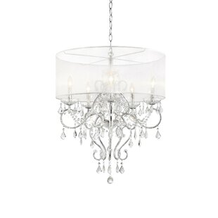 OK Lighting Evangelia 5-Light Chandelier