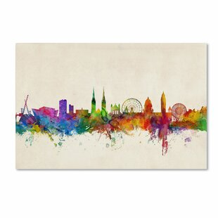 Trademark fine art world map for kids by michael wayfair belfast northern ireland sky by michael tompsett graphic art on wrapped canvas gumiabroncs Gallery