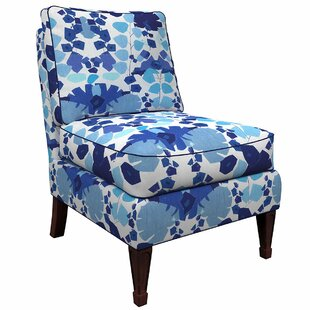 Eldorado Slipper Chair by Annie Selke Home