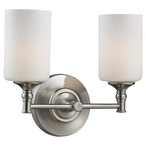 Hillsboro 2-Light Vanity Light