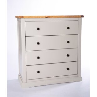 Emmons 4 Drawer Chest By Brambly Cottage