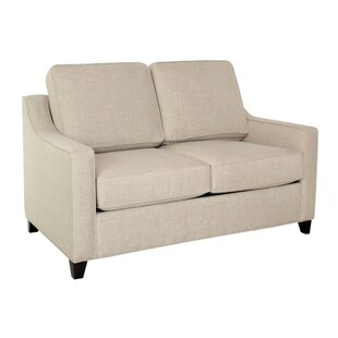 Edgecombe Furniture Clark Standard Loveseat