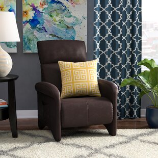 Dombroski Aberdeen Manual Recliner by Andover Mills