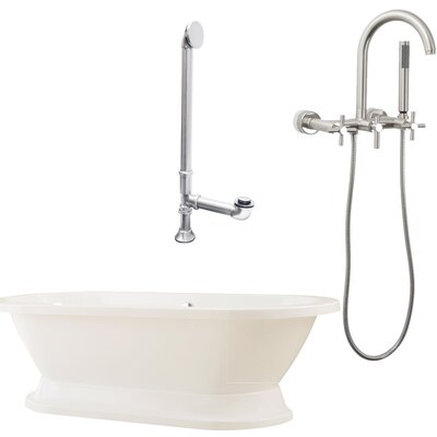 Giagni Capri Soaking Bathtub