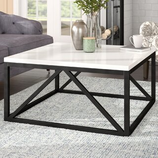 Welty Two Toned Coffee Table by Red Barrel Studio SKU:AB324605 Guide