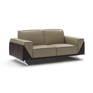 Bonneauville Leather Loveseat