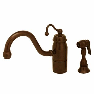 Antique Copper Kitchen Faucets You Ll Love Wayfair