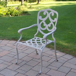Mississippi Pacifica Patio Dining Chair by Oakland Living Reviews