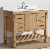 Driftwood Bathroom Vanity Wayfair